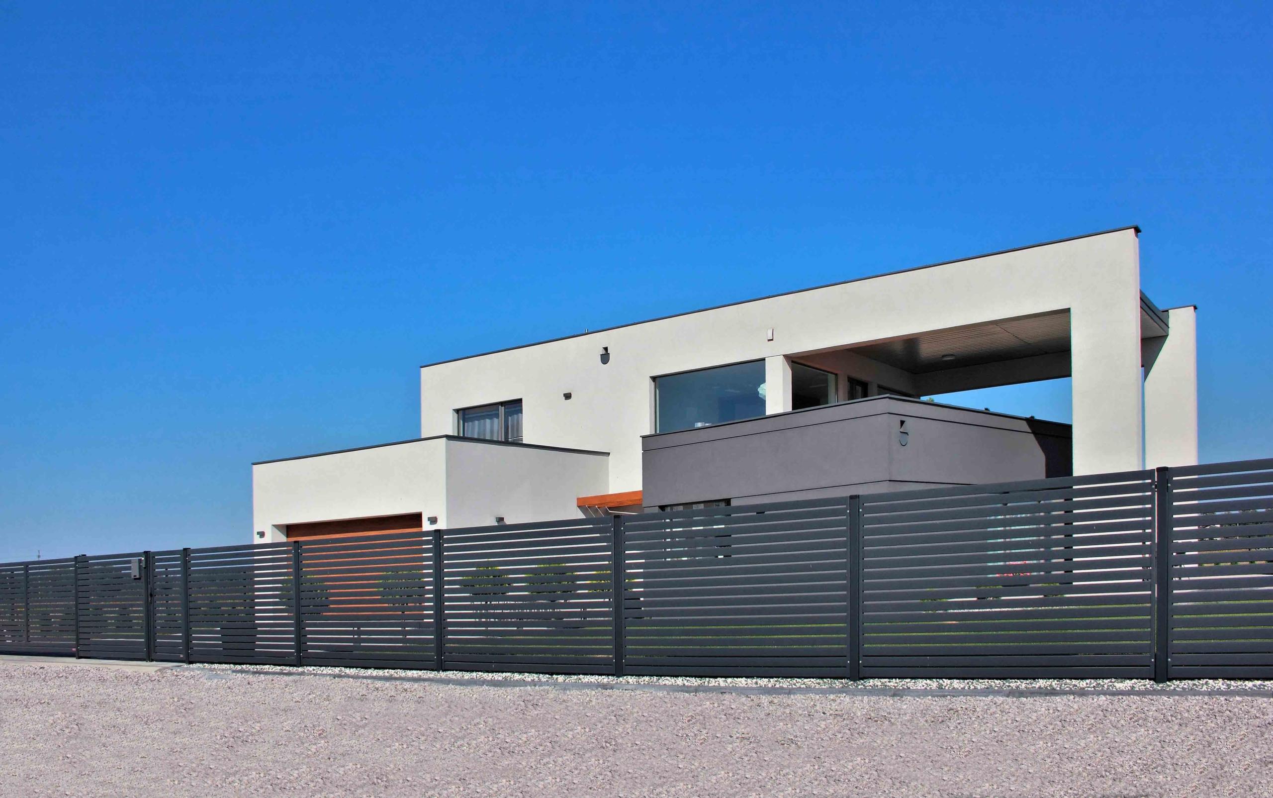 Забор Фестиро горизонтальное ранчо